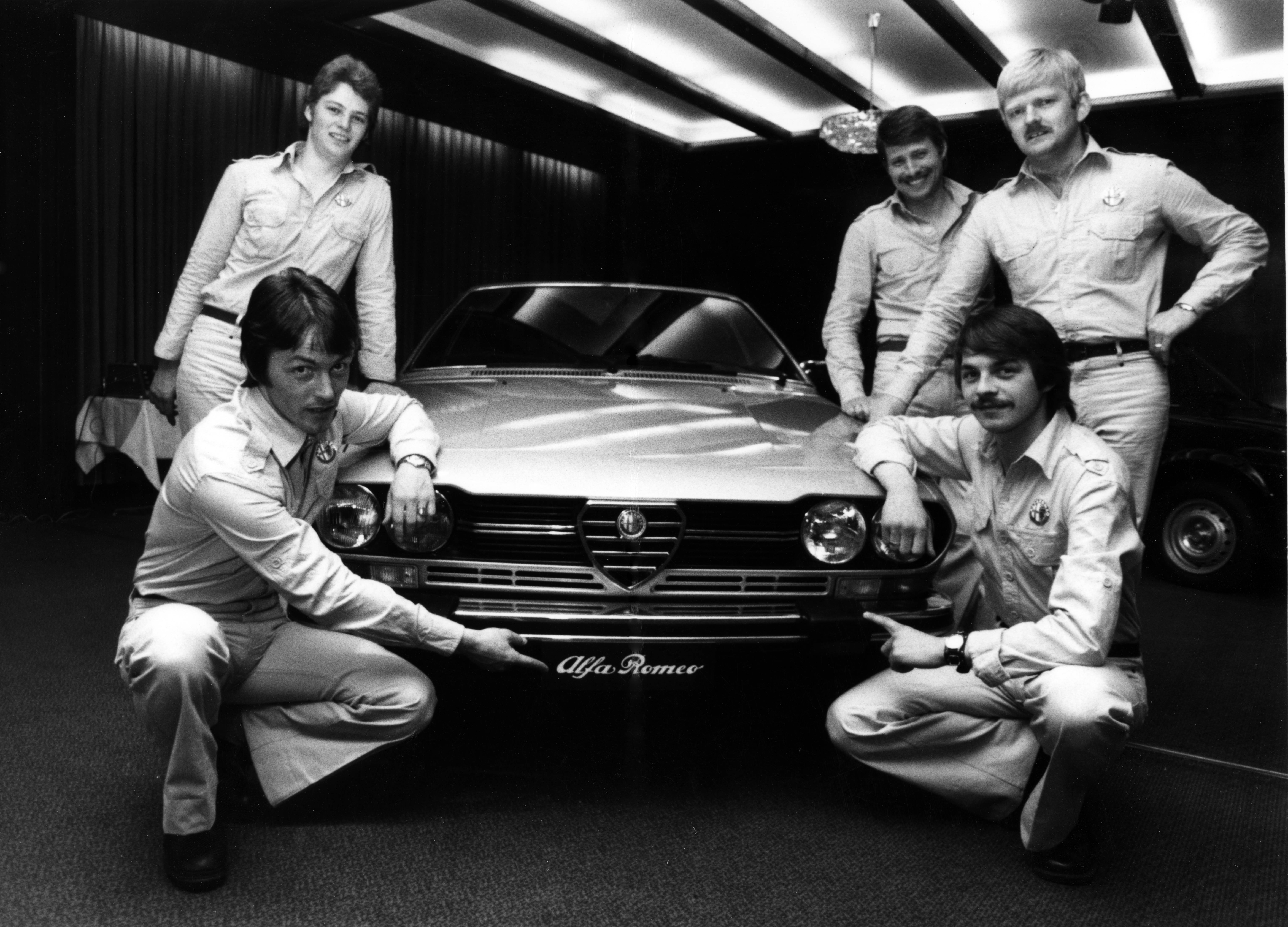 Jofurstiminn - Alfa Romeo 001
