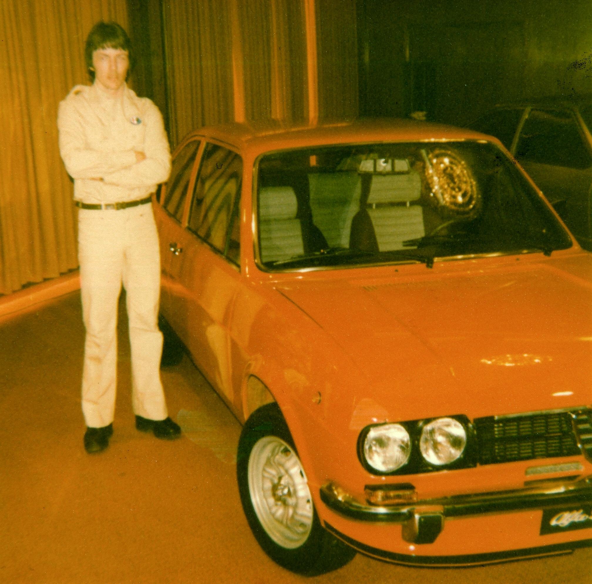 Jofurstiminn - Alfa Romeo 002