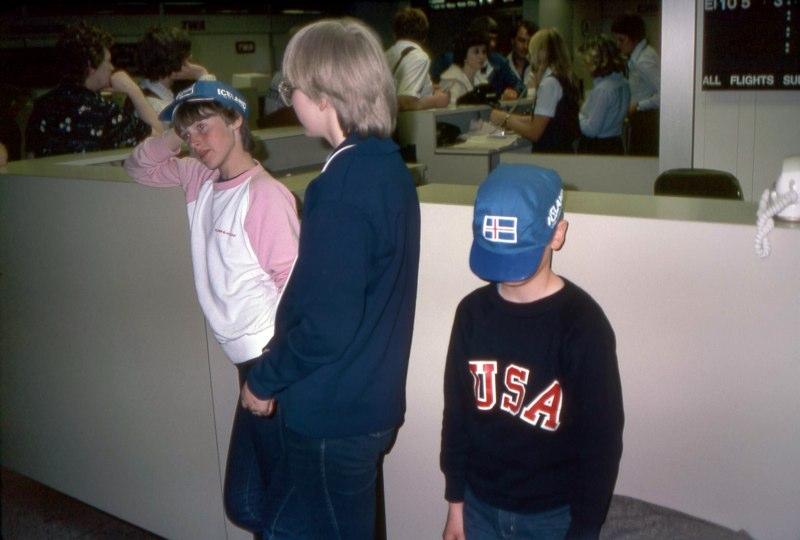 USA 1981 - 6