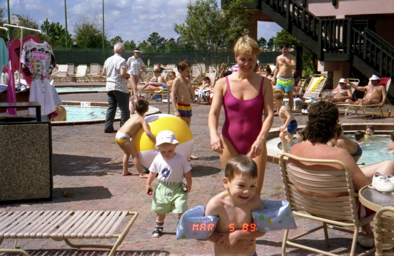Florida USA 1989 - 25